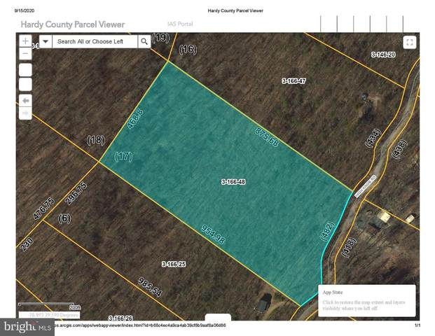 Lot 17 High Knob, OLD FIELDS, WV 26845 (#WVHD106322) :: Network Realty Group