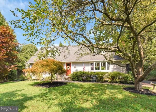 11 Weidel Drive, PENNINGTON, NJ 08534 (MLS #NJME301446) :: The Dekanski Home Selling Team