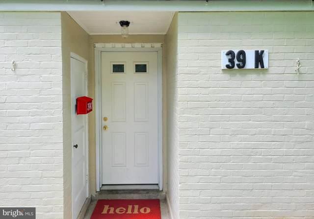 39-K Ridge Road, GREENBELT, MD 20770 (#MDPG580182) :: Tom & Cindy and Associates