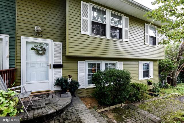 1320 Passage Drive, ODENTON, MD 21113 (#MDAA445554) :: The MD Home Team