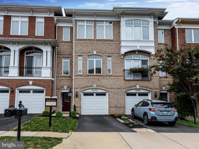 43592 Purple Aster Terrace, LEESBURG, VA 20176 (#VALO420548) :: John Lesniewski   RE/MAX United Real Estate