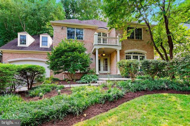 5816 Cheshire Drive, BETHESDA, MD 20814 (#MDMC724258) :: The Daniel Register Group