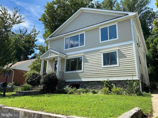 1332 S Buchanan Street, ARLINGTON, VA 22204 (#VAAR169050) :: Tom & Cindy and Associates