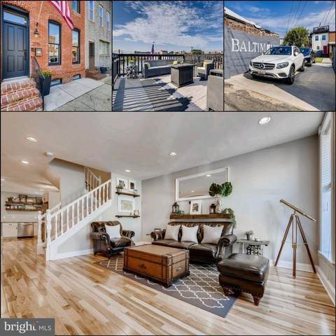 3715 Gough Street, BALTIMORE, MD 21224 (#MDBA523128) :: The Putnam Group