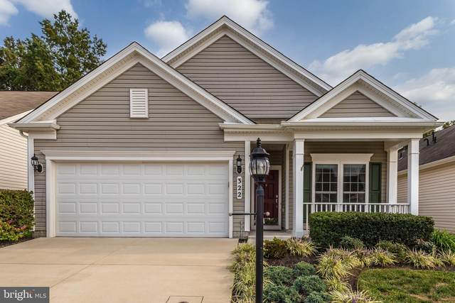 322 Clubside Drive #279, TANEYTOWN, MD 21787 (#MDCR199474) :: Colgan Real Estate