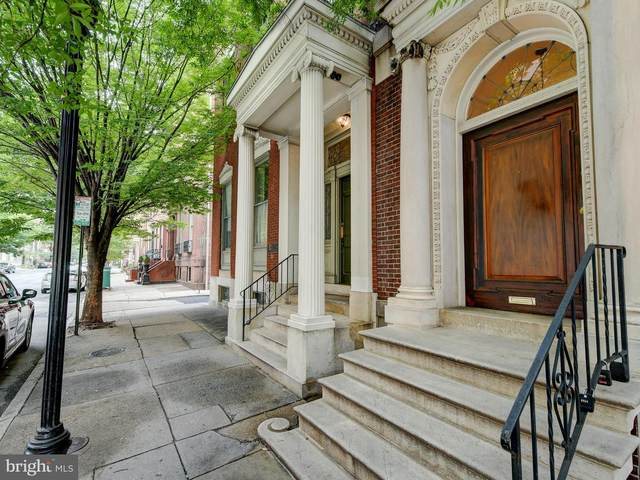 10 W Madison Street #31, BALTIMORE, MD 21201 (#MDBA523160) :: The Riffle Group of Keller Williams Select Realtors
