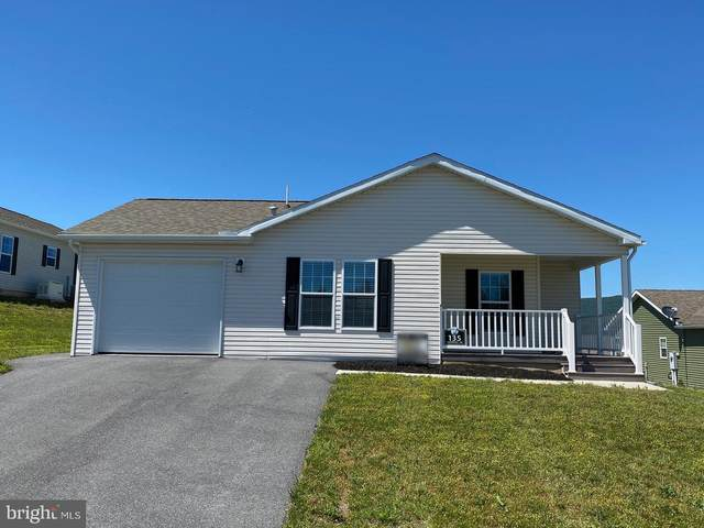 135 Glenridge Drive, CARLISLE, PA 17015 (#PACB127596) :: The Heather Neidlinger Team With Berkshire Hathaway HomeServices Homesale Realty