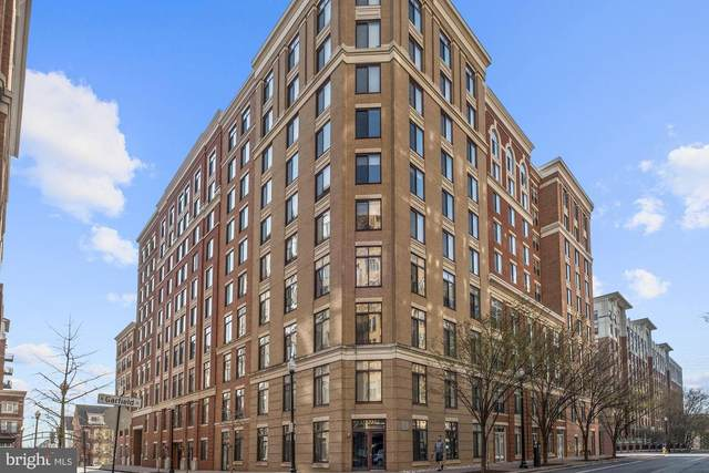 1201 N Garfield Street #109, ARLINGTON, VA 22201 (#VAAR169080) :: The Putnam Group