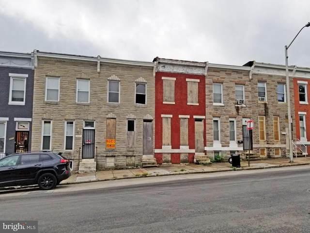 2507 W Baltimore Street, BALTIMORE, MD 21223 (#MDBA523168) :: SURE Sales Group
