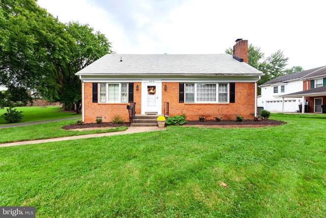 8919 Peabody Street, MANASSAS, VA 20110 (#VAMN140366) :: Debbie Dogrul Associates - Long and Foster Real Estate