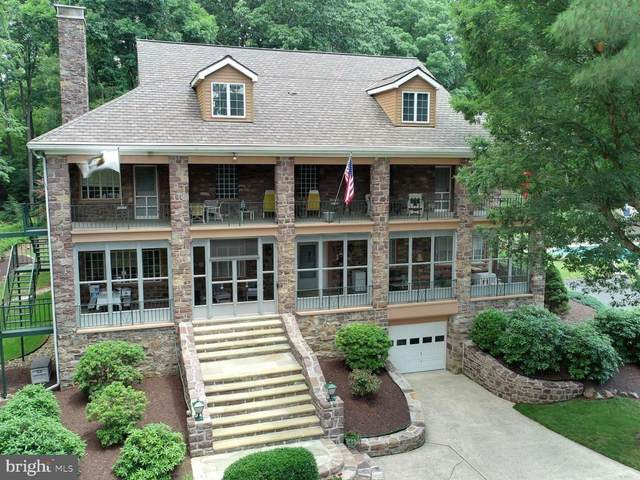 405 Bear Creek Road, SUMMIT STATION, PA 17979 (#PASK132270) :: Ramus Realty Group