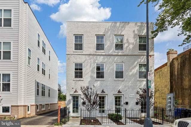 717 18TH Street NE #1, WASHINGTON, DC 20002 (#DCDC485320) :: Ultimate Selling Team