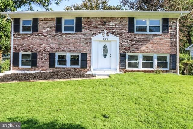 7318 Longbranch Drive, NEW CARROLLTON, MD 20784 (#MDPG580236) :: John Lesniewski | RE/MAX United Real Estate
