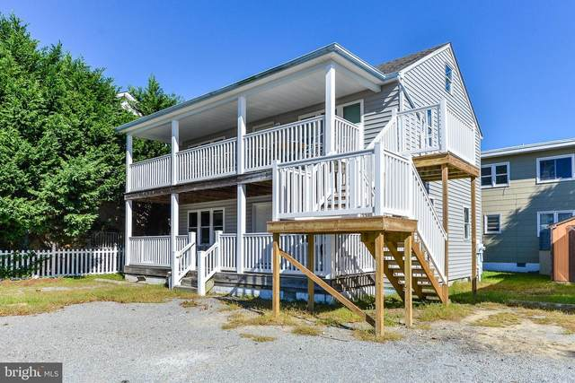 602 Seaweed Lane 2A, OCEAN CITY, MD 21842 (#MDWO116588) :: Ultimate Selling Team