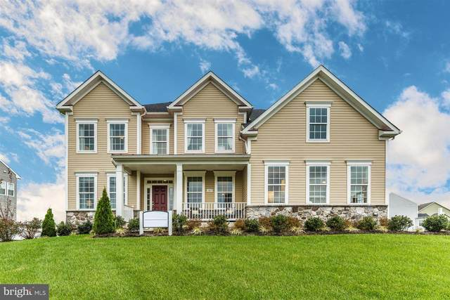 514 Isaac Russell Street, NEW MARKET, MD 21774 (#MDFR270372) :: SURE Sales Group