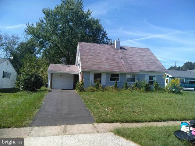 19 Mandolin Lane, WILLINGBORO, NJ 08046 (#NJBL381078) :: Jason Freeby Group at Keller Williams Real Estate