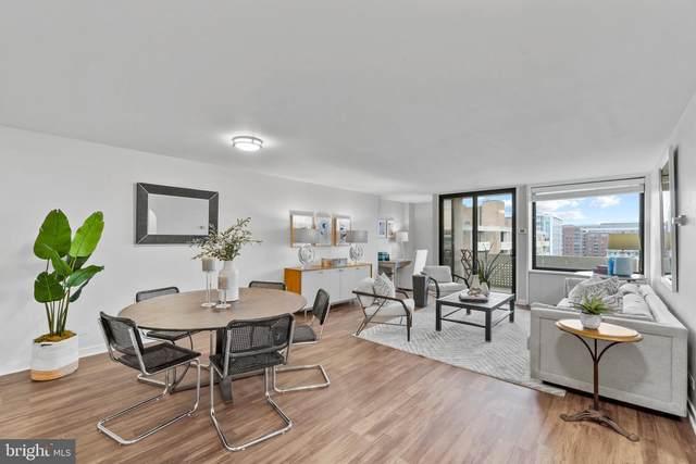 1245 4TH Street SW E805, WASHINGTON, DC 20024 (#DCDC485336) :: Jennifer Mack Properties