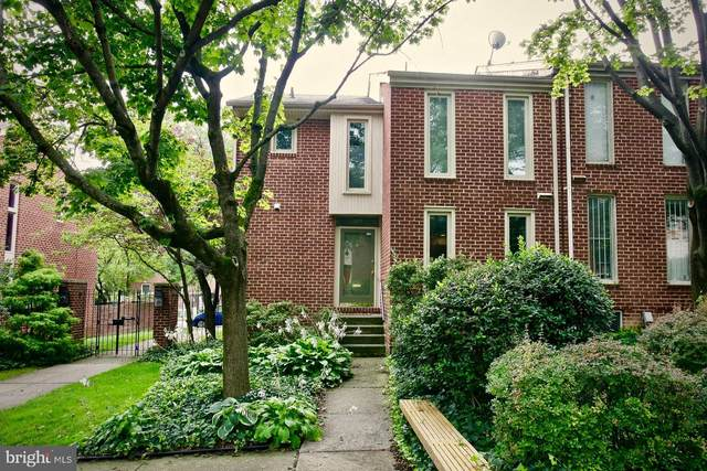 301 W Lanvale Street, BALTIMORE, MD 21217 (#MDBA523218) :: SP Home Team