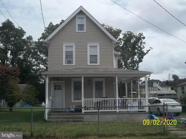 417 Delaware Avenue, RIVERSIDE, NJ 08075 (MLS #NJBL381092) :: The Sikora Group