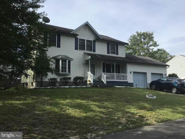 126 Hanover Boulevard, BROWNS MILLS, NJ 08015 (#NJBL381098) :: The Matt Lenza Real Estate Team