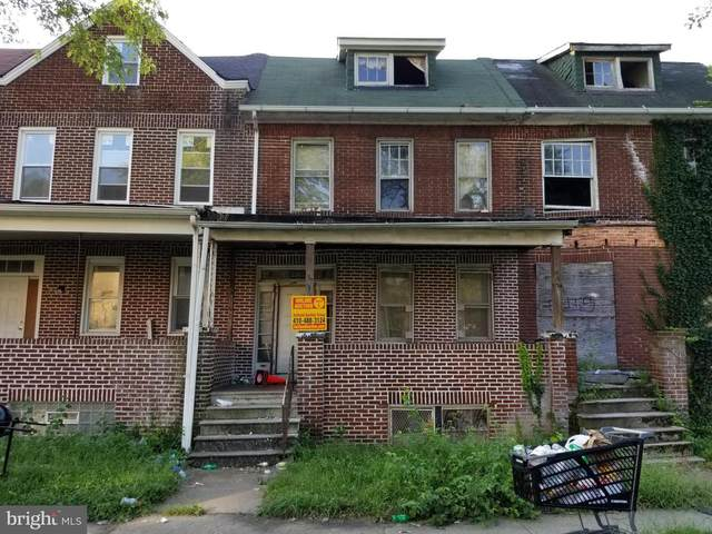 2303 Bryant Avenue, BALTIMORE, MD 21217 (#MDBA523238) :: AJ Team Realty
