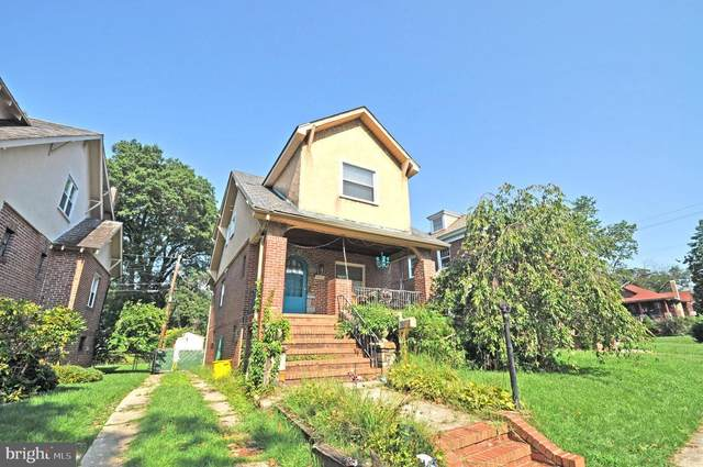 6418 Sefton Avenue, BALTIMORE, MD 21214 (#MDBA523252) :: AJ Team Realty