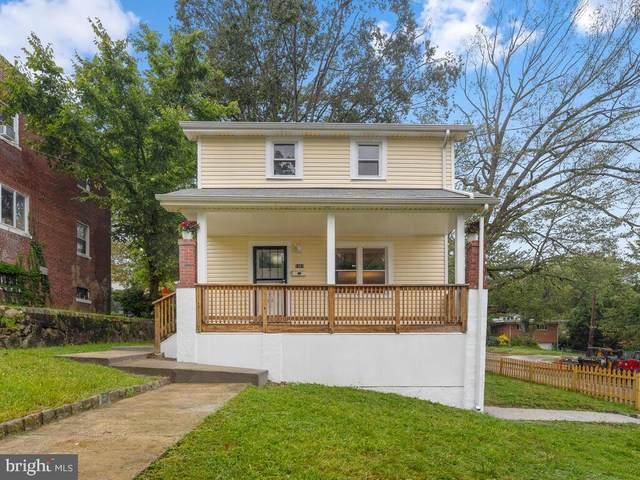 1301 46TH Street SE, WASHINGTON, DC 20019 (#DCDC485388) :: Jennifer Mack Properties