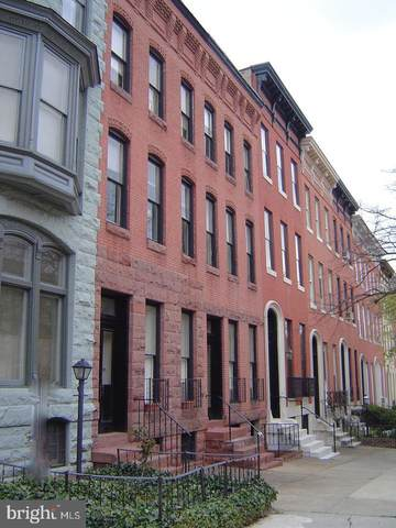 1621 Bolton Street, BALTIMORE, MD 21217 (#MDBA523274) :: Jennifer Mack Properties