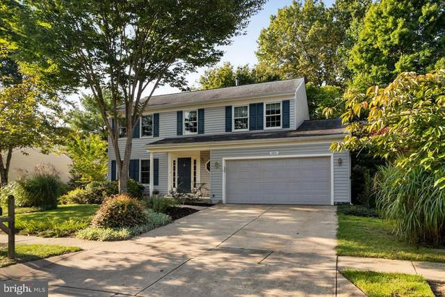220 Cherry Hill Lane, LAUREL, MD 20724 (#MDAA445648) :: The Riffle Group of Keller Williams Select Realtors