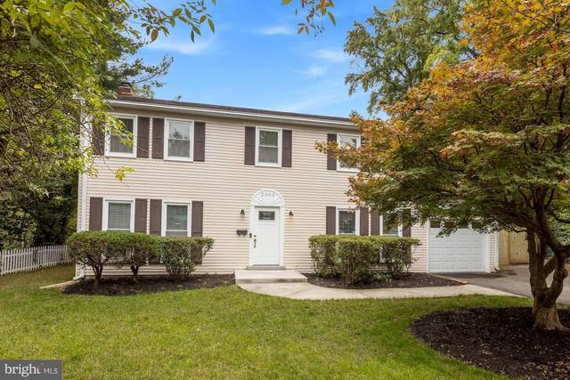 2303 N Underwood Street, ARLINGTON, VA 22205 (#VAAR169104) :: Debbie Dogrul Associates - Long and Foster Real Estate
