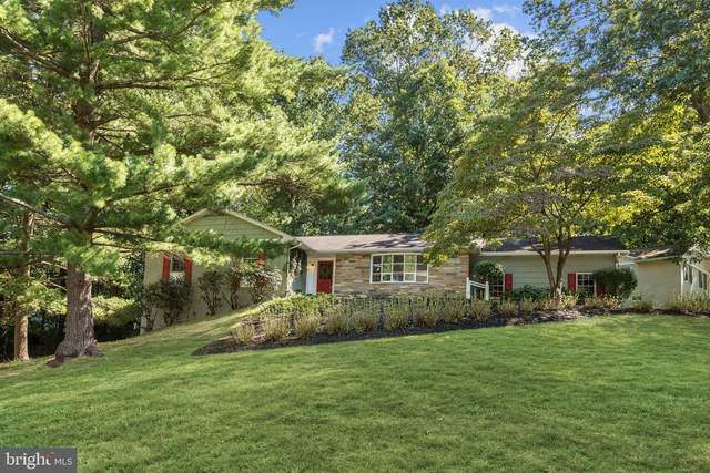 9729 Gingerwood Drive, ELLICOTT CITY, MD 21042 (#MDHW284842) :: The Daniel Register Group