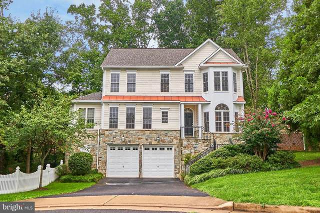 2612 Jeanne Street, FALLS CHURCH, VA 22046 (#VAFX1153224) :: AJ Team Realty