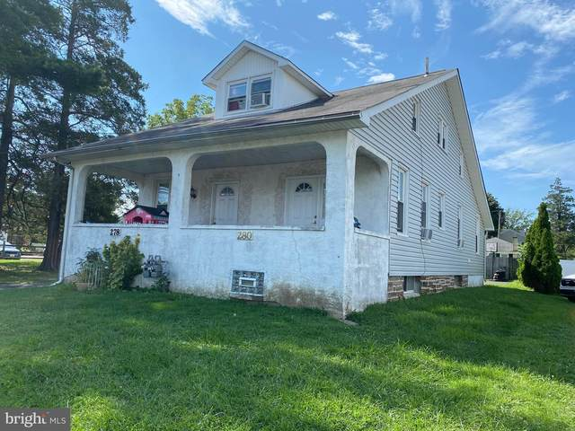 278-280 W Street Road, WARMINSTER, PA 18974 (#PABU506240) :: ExecuHome Realty