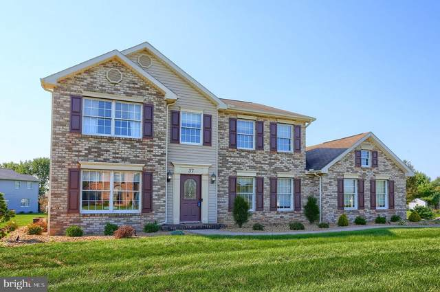 37 Bourbon Red Drive, MECHANICSBURG, PA 17050 (#PACB127622) :: The Heather Neidlinger Team With Berkshire Hathaway HomeServices Homesale Realty