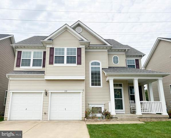 55 Thoroughbred Drive, PRINCE FREDERICK, MD 20678 (#MDCA178476) :: Gail Nyman Group