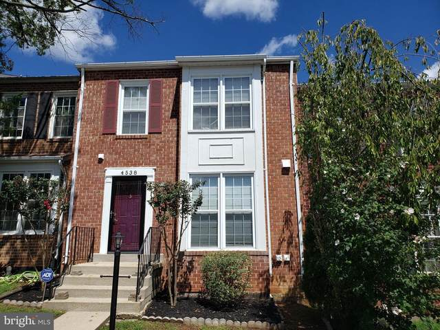 4538 Sparrow Court, WOODBRIDGE, VA 22193 (#VAPW504122) :: Debbie Dogrul Associates - Long and Foster Real Estate