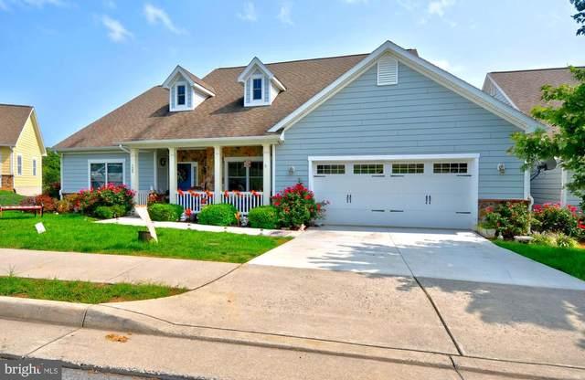 128 Signal Knob Cottage Drive, STRASBURG, VA 22657 (#VASH120220) :: Advon Group