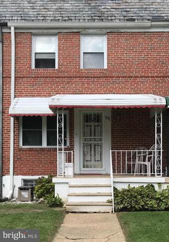 1131 Wedgewood Road, BALTIMORE, MD 21229 (#MDBA523338) :: AJ Team Realty