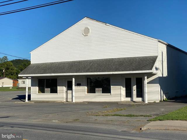 331 South Main Street, MOOREFIELD, WV 26836 (#WVHD106326) :: Hill Crest Realty