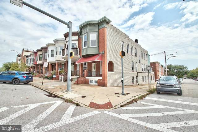 639 S Conkling Street, BALTIMORE, MD 21224 (#MDBA523340) :: The Redux Group