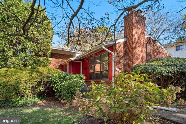5009 Elsmere Place, BETHESDA, MD 20814 (#MDMC724510) :: Speicher Group of Long & Foster Real Estate