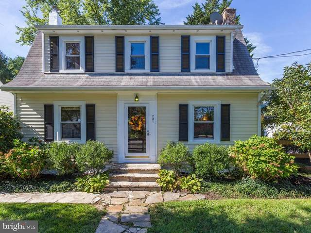 721 Central Avenue, SYKESVILLE, MD 21784 (#MDCR199486) :: RE/MAX Advantage Realty