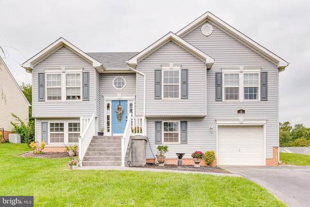 10 Quality Terrace, MARTINSBURG, WV 25403 (#WVBE180152) :: Pearson Smith Realty