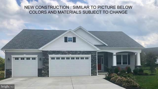 476 Deerfield Village Drive, SHEPHERDSTOWN, WV 25443 (#WVJF140054) :: Pearson Smith Realty