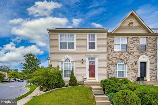 88 Buell Drive, FREDERICK, MD 21702 (#MDFR270438) :: AJ Team Realty