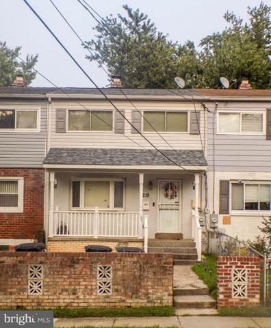 2219 Columbia Place, LANDOVER, MD 20785 (#MDPG580386) :: Ultimate Selling Team