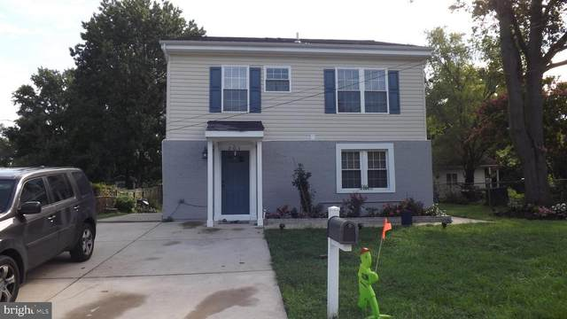 201 Garrett Road, GLEN BURNIE, MD 21060 (#MDAA445754) :: Advon Group