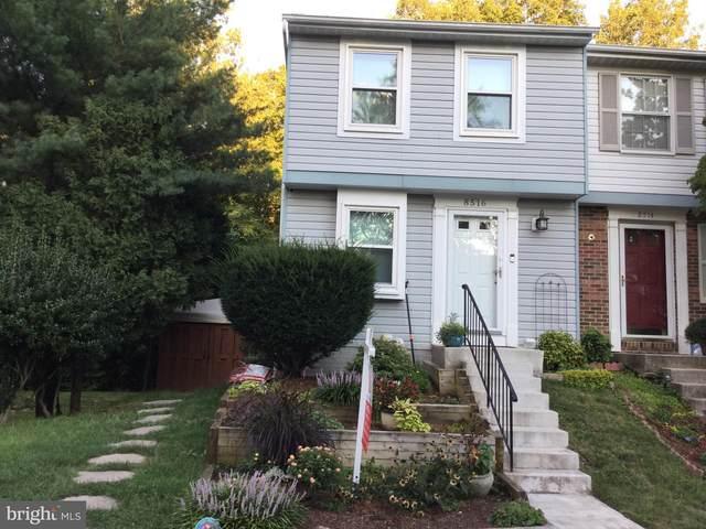 8516 Blue Rock Lane, LORTON, VA 22079 (#VAFX1153382) :: Tom & Cindy and Associates