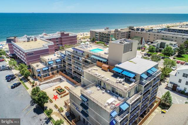 8 Olive Avenue #306, REHOBOTH BEACH, DE 19971 (#DESU168582) :: The Rhonda Frick Team