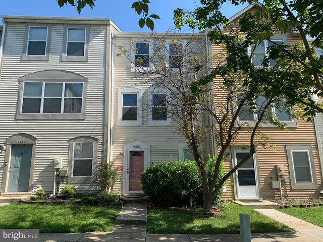 4254 Cloudberry Court, BURTONSVILLE, MD 20866 (#MDMC724580) :: The Redux Group